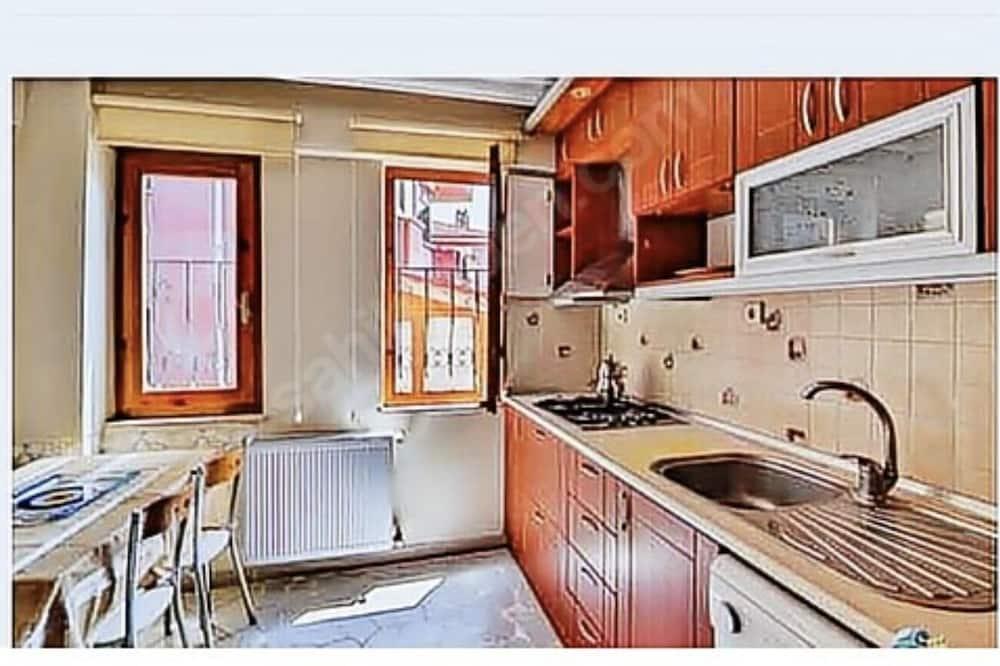 Собственная кухня