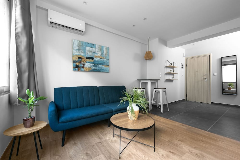 Ipanema 1 - Living Area