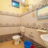 Двухместный номер «Делюкс» с 1 двуспальной кроватью - Ванная комната