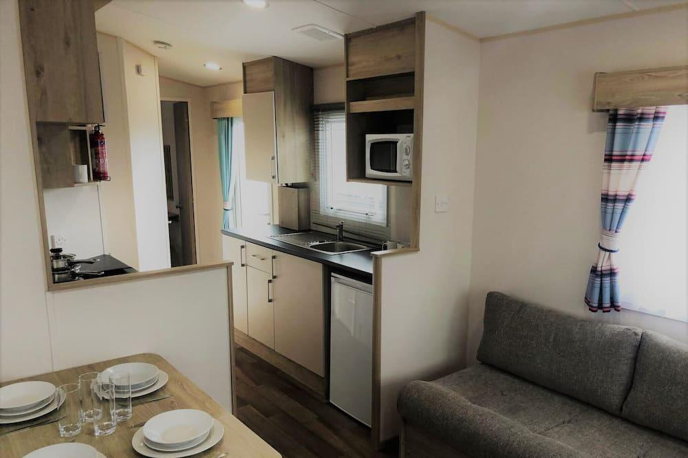 標準行動屋, 2 間臥室 - 客廳