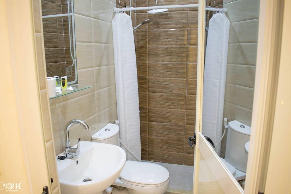 Suite estudio superior - Baño