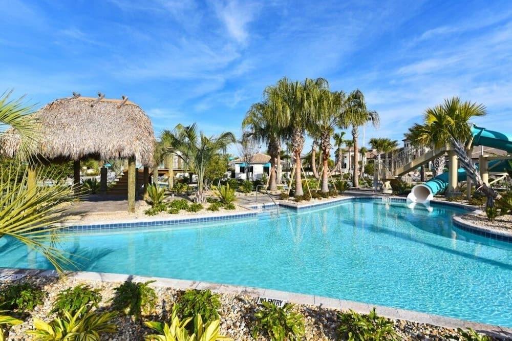Villa, Birden Çok Yatak Odası - Havuz