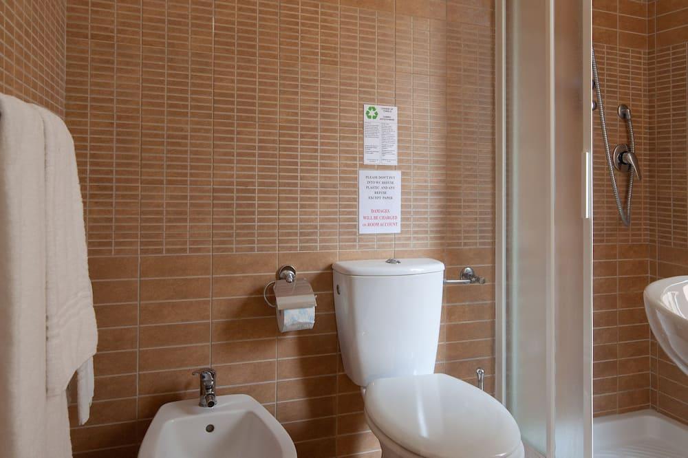 Quarto Exclusivo - Casa de banho