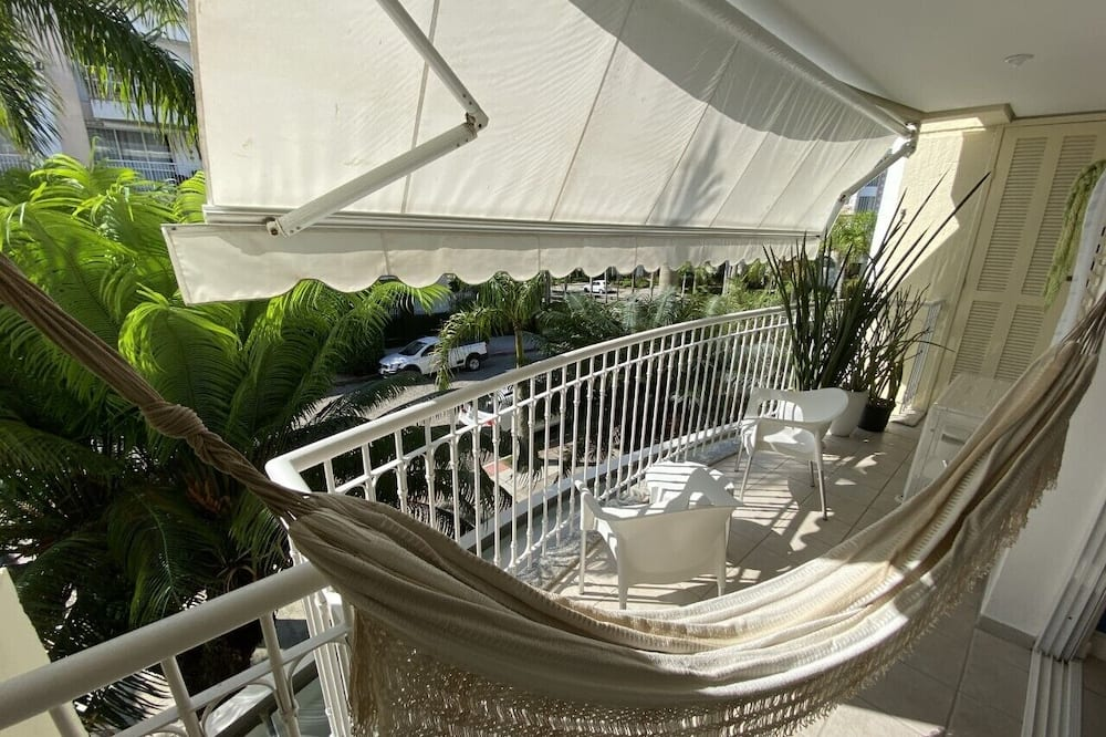 家庭公寓 - 陽台