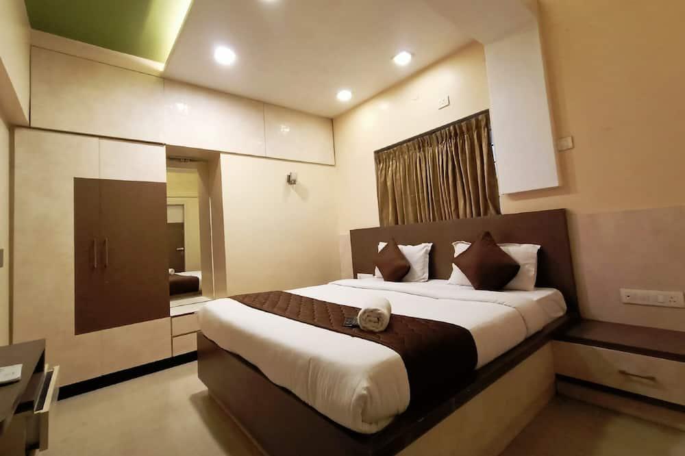 Deluxe-Doppelzimmer - Blick auf die Hügel