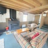 Chalet, 2 habitaciones (Coolong) - Sala de estar