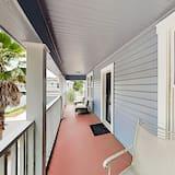 Divstāvu numurs, divas guļamistabas - Balkons