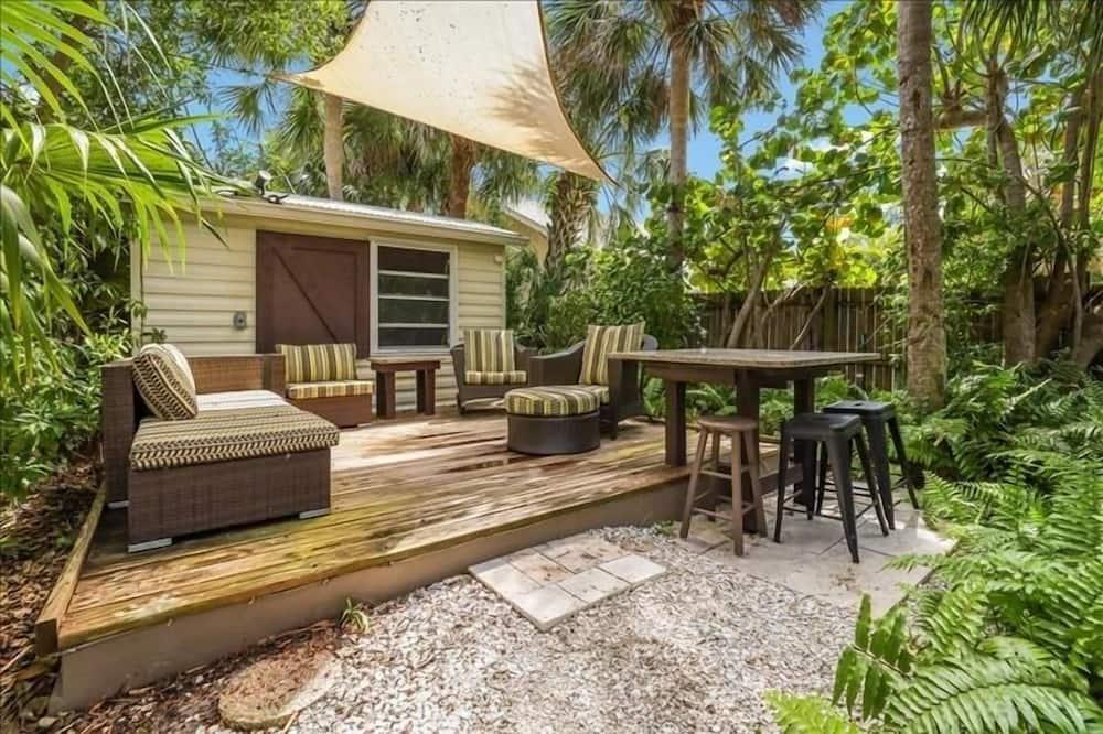 Rekreačná chata, 2 spálne - Balkón