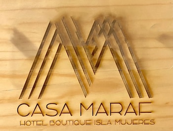 Foto Hotel Casa Maraf - Isla Mujeres di Isla Mujeres