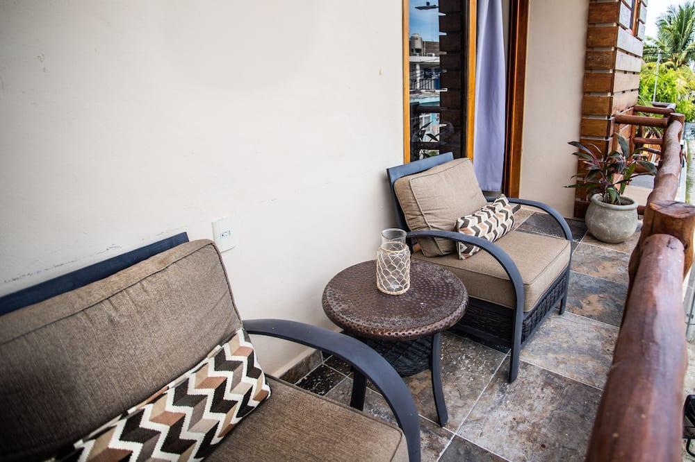 Pokoj typu Superior, dvojlůžko (200 cm) - Balkón