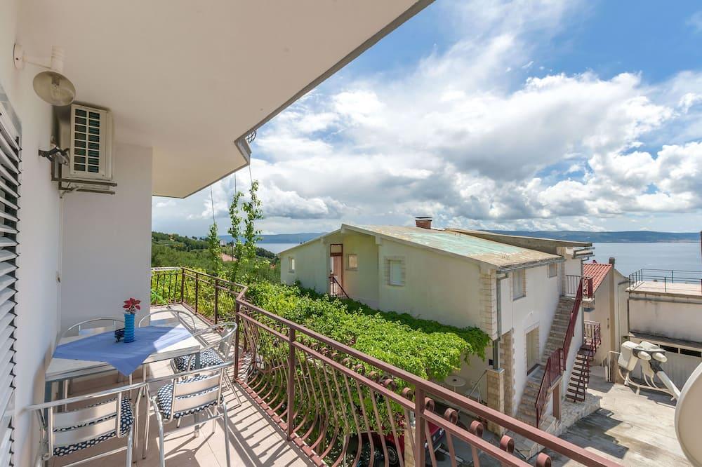 Apartmán (A1) - Balkón