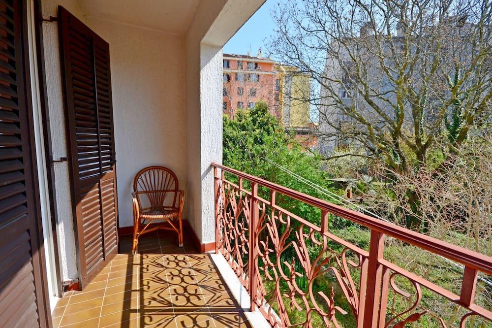 Apartament (A2) - Balkon