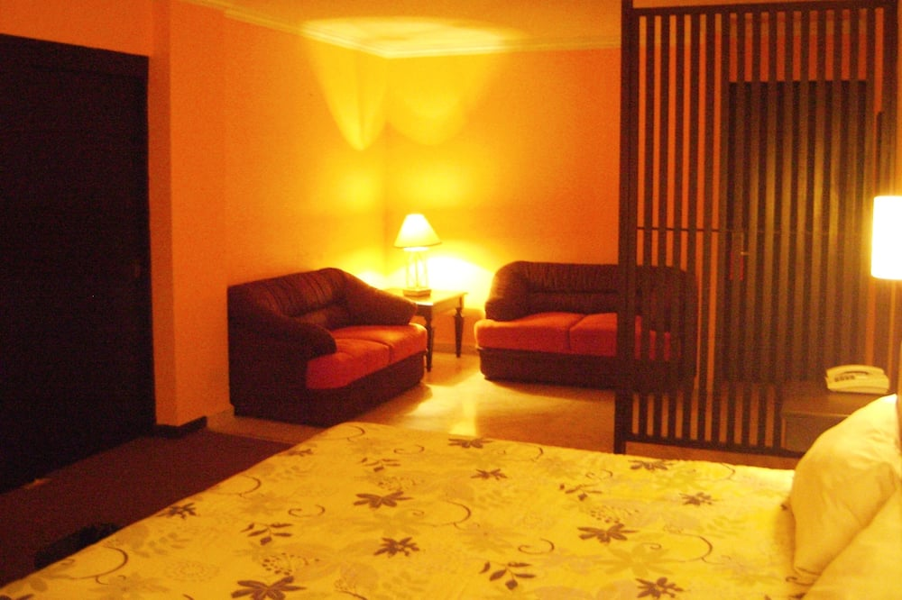 Suite Klasik, 1 Tempat Tidur King - Kamar Tamu