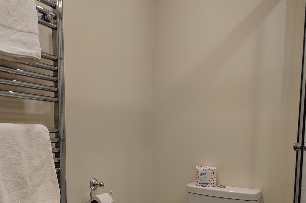 City Apartment, 1 Double Bed, Non Smoking - Bathroom
