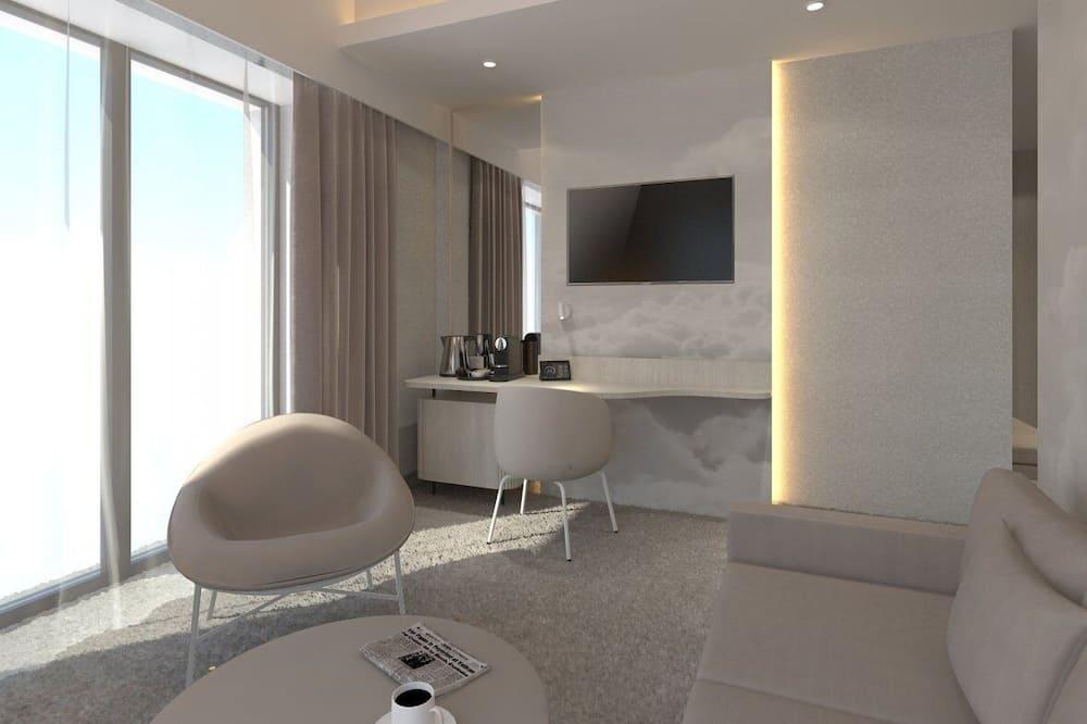 Superior Apartment - Living Area