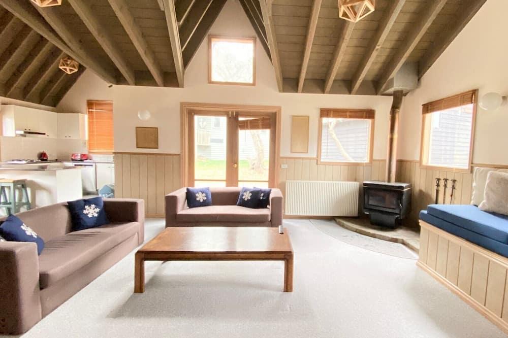 Chalet, 5 Bedrooms (Fort King) - Living Area