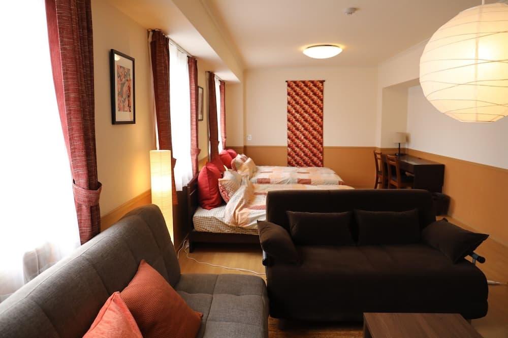 公寓, 非吸煙房 (301) - 客廳