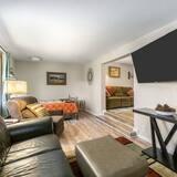 Ferienhütte, 2Schlafzimmer - Wohnzimmer