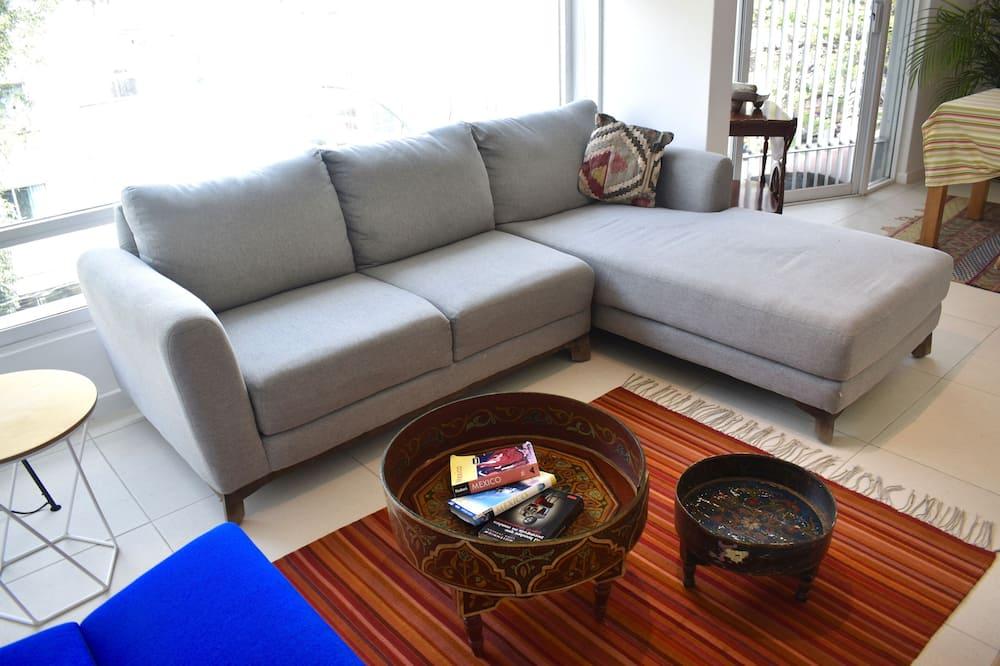 Family Apartment - Bilik Rehat