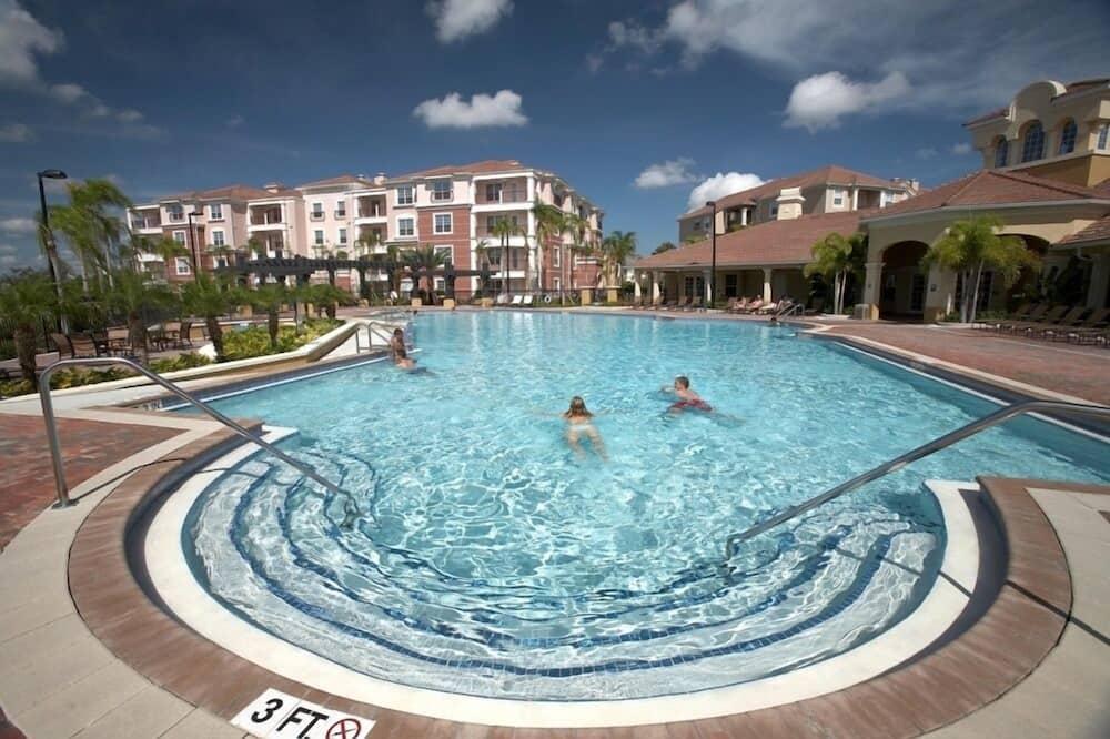 Condo, 2 Bedrooms - Pool