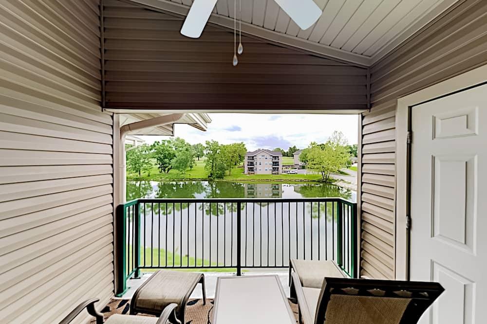 Mieszkanie, 2 sypialnie - Balkon