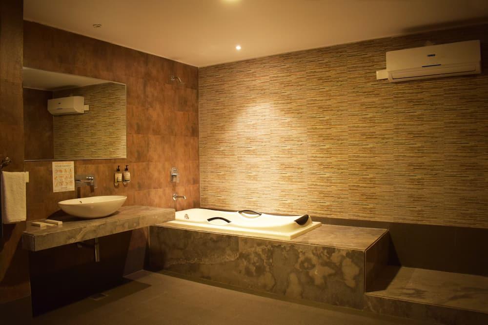 Suite estudio Premium - Baño