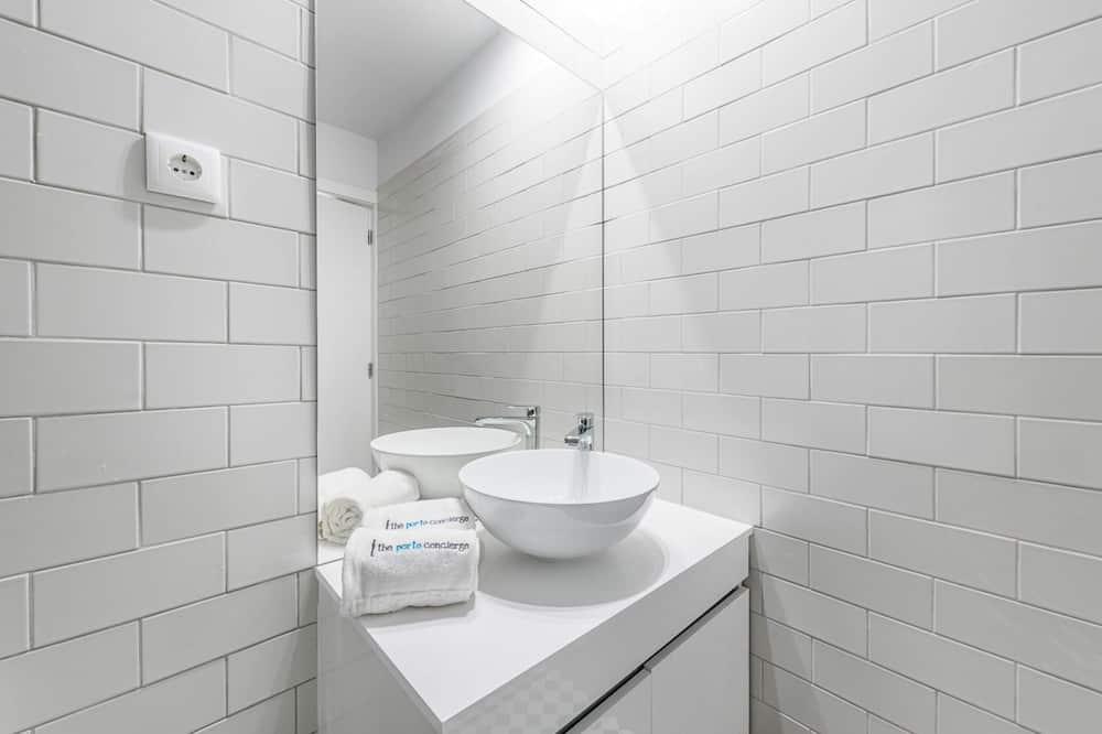 Basic Apartment, 1 Katil Ratu (Queen) - Bilik mandi
