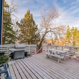 Hytte - 3 soveværelser - Terrasse/patio