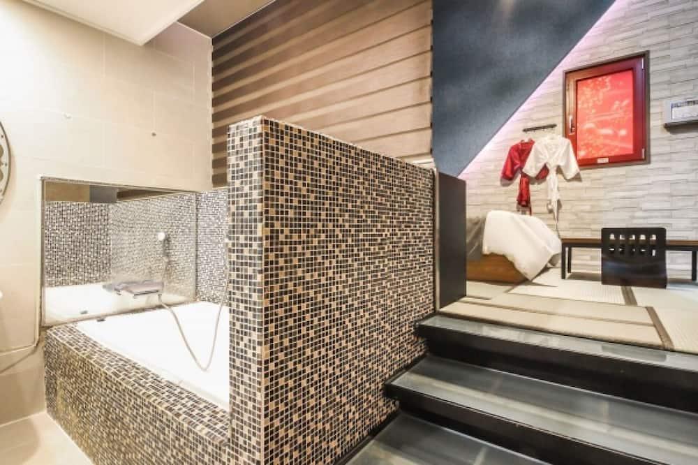客房 (Semi-Suite Room B (Duplex Terrace)) - 客房