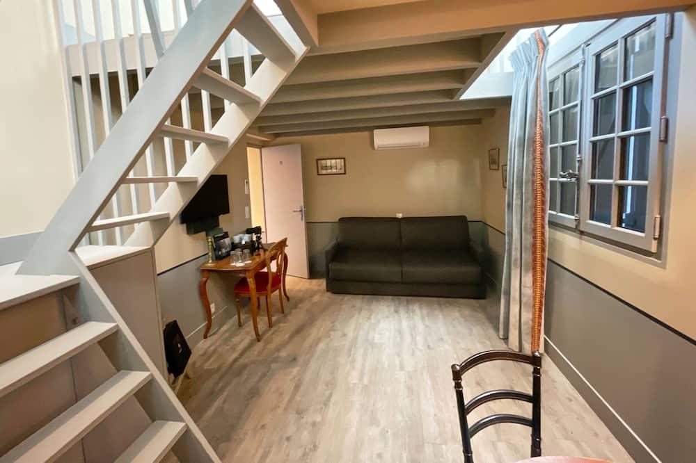 Comfort korter läbi kahe korruse, omaette tualettruumiga - Hotelli interjöör