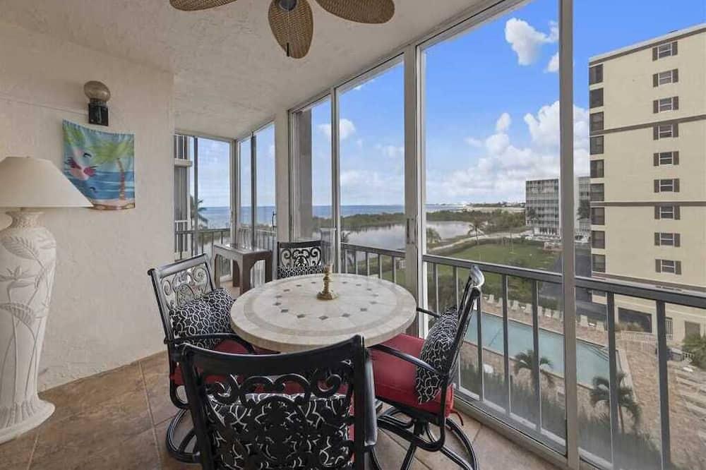 Appartement, 1 kingsize bed, privézwembad, uitzicht op zee - Uitgelichte afbeelding