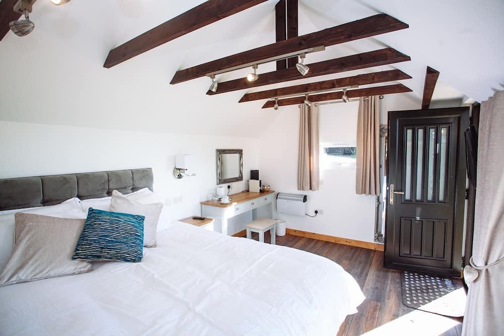 Casa de Campo, 1 cama queen-size - Quarto
