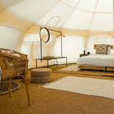 Glamping Deluxe Tent - Bagno