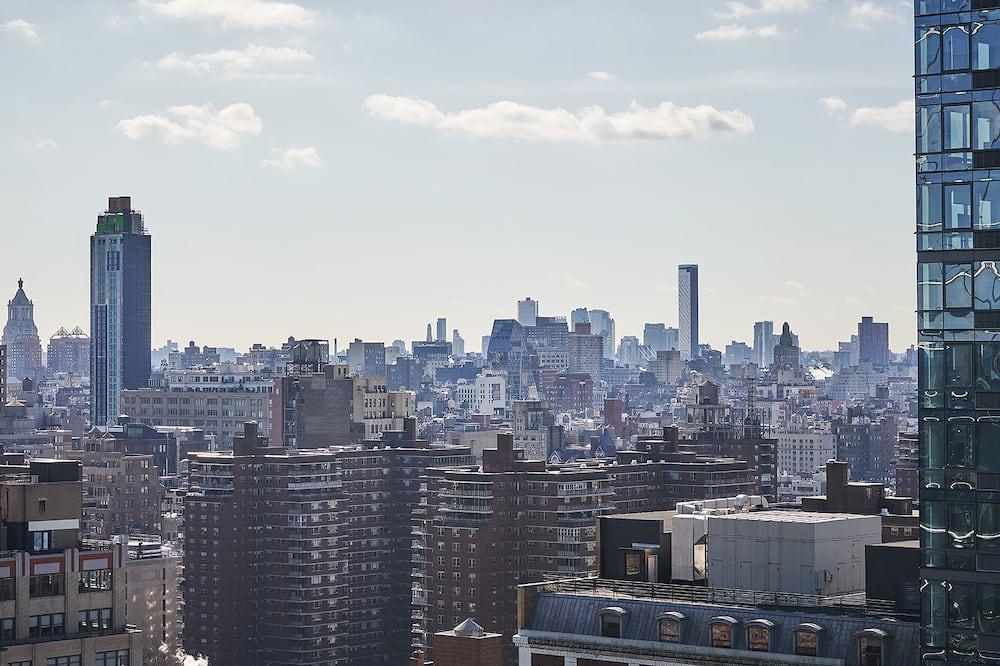 Студия-люкс, 1 двуспальная кровать «Кинг-сайз», угловой (Skyline) - Вид на город