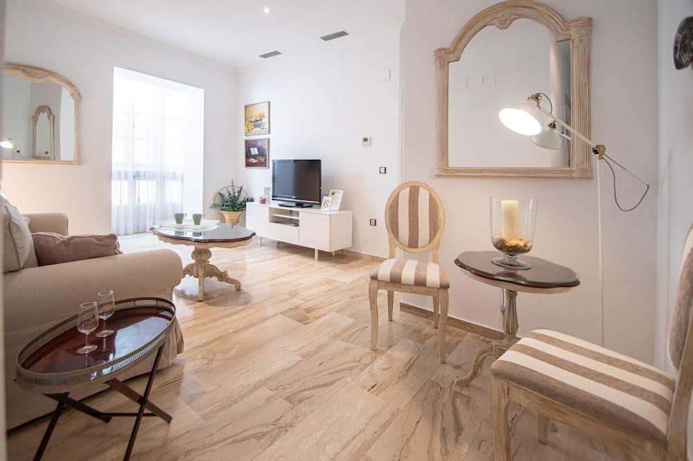 Design Apartment - Bilik Rehat