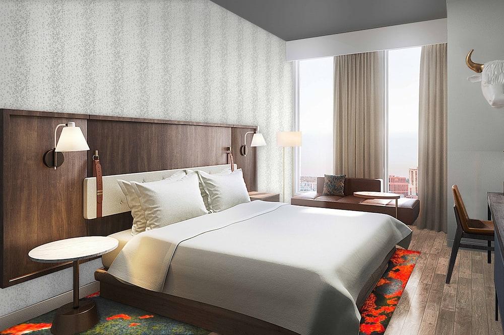 Soba, 1 king size krevet (High Floor) - Izdvojena fotografija
