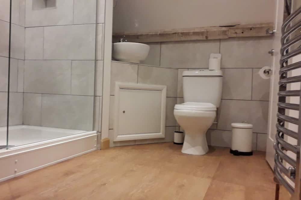 公寓, 獨立浴室, 庭園景觀 (The Roost) - 浴室