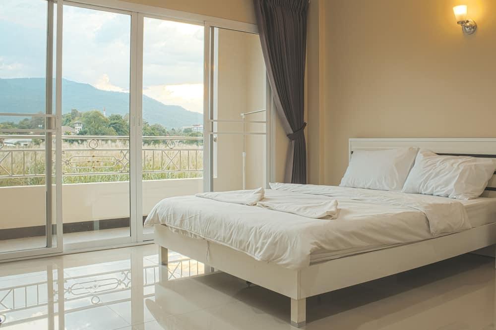 Basic Tek Büyük veya İki Ayrı Yataklı Oda - Öne Çıkan Resim