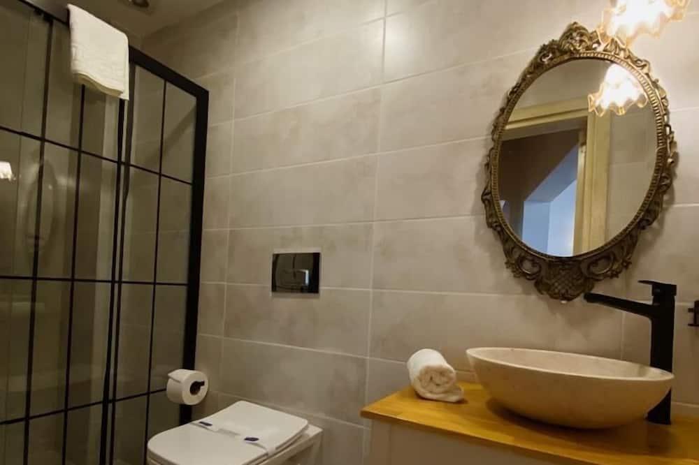 Двухместный номер «Комфорт» с 1 двуспальной кроватью (Zeytin) - Ванная комната