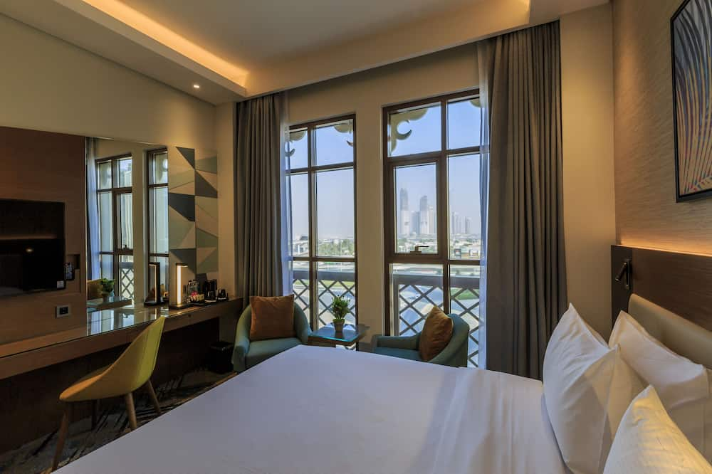 Executive King Room with Canal View - Guest Room