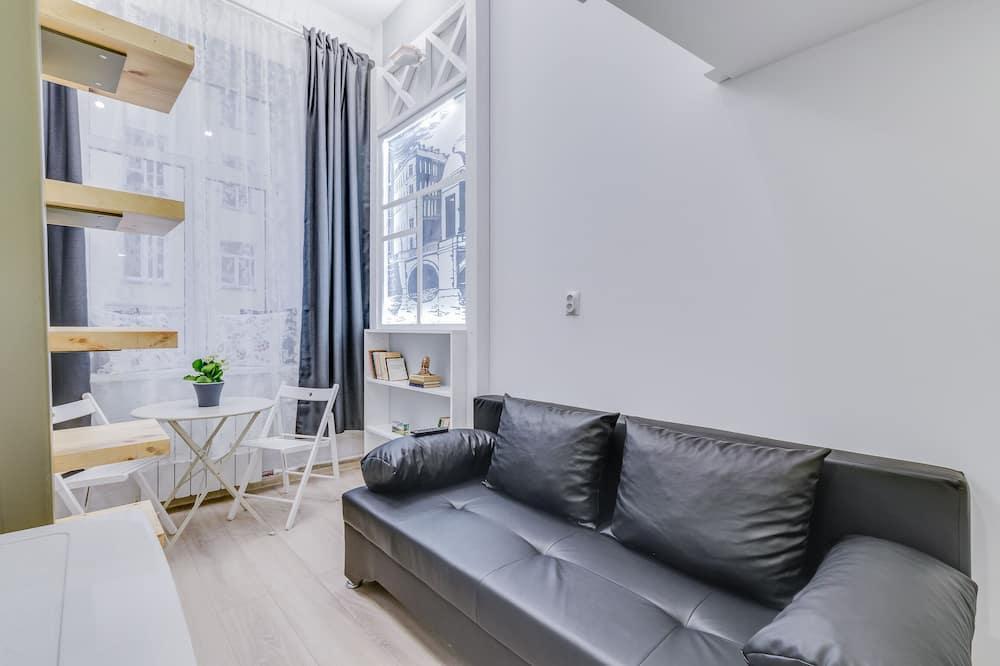 Comfort-huone - Oleskelualue
