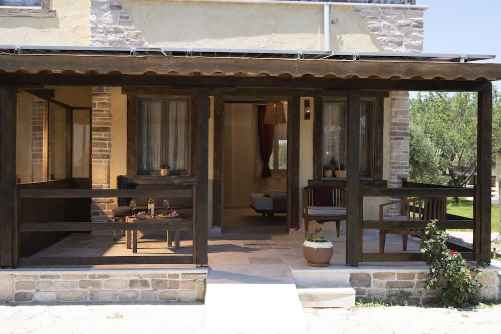 Pokoj Exclusive s dvojlůžkem - Obývací prostor
