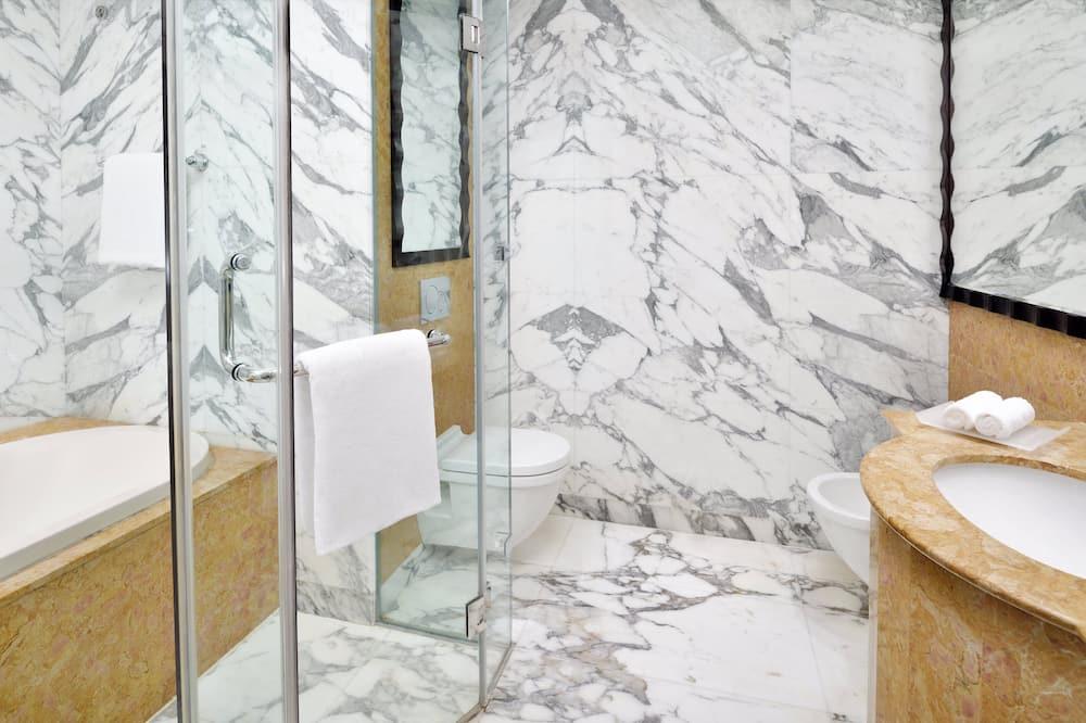 Стандартний номер, 2 односпальних ліжка, для некурців - Ванна кімната
