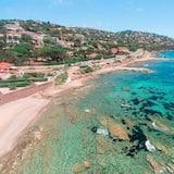 בקתה, מספר מיטות - חוף ים