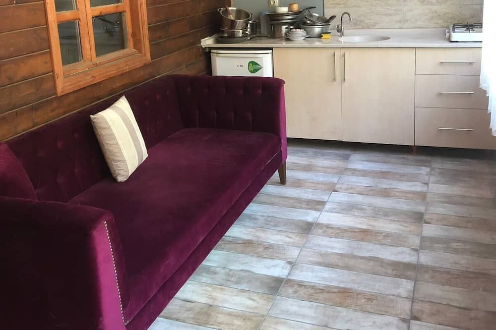 Villa, 1 Bedroom, Accessible, Garden View - Living Room