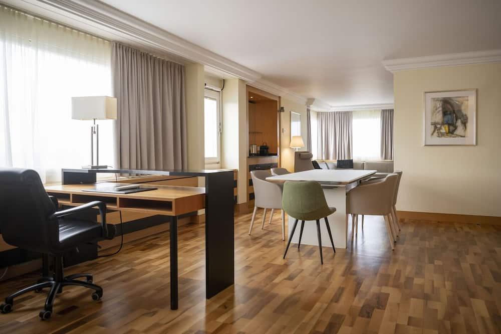 Presidentiële suite - Woonruimte