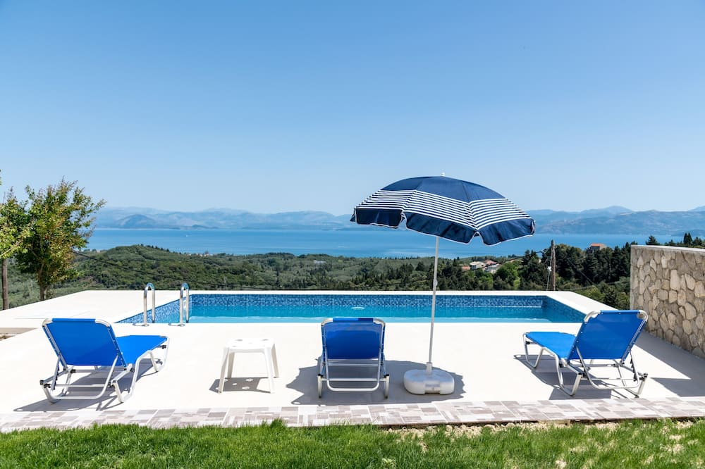 Villa Marafen, Corfu