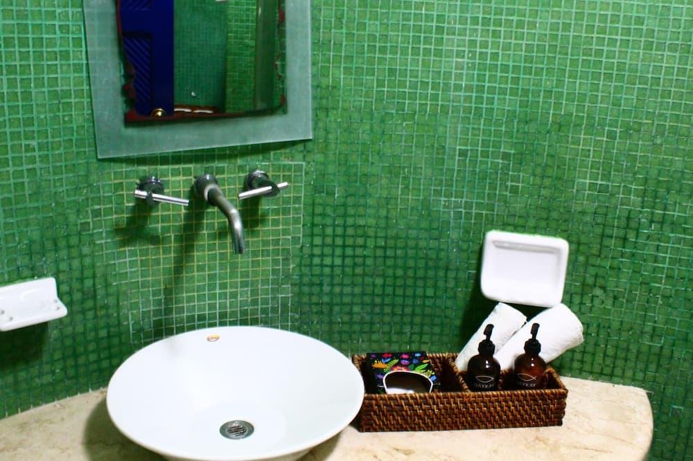 Deluxe-hus - Badeværelse