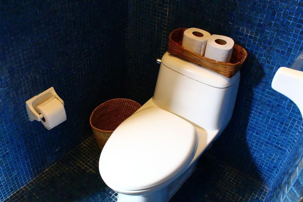 Dom typu Deluxe - Kúpeľňa