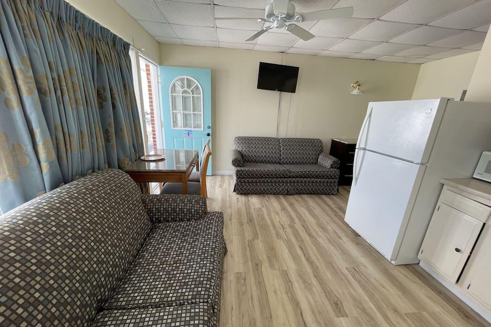 家庭套房 - 客廳